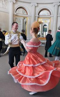 Бал в Елагиноостровском дворце-музее!