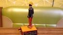 Заводная механическая игрушка Танцующий афроамериканец OH MY Lehmann Германия RRR