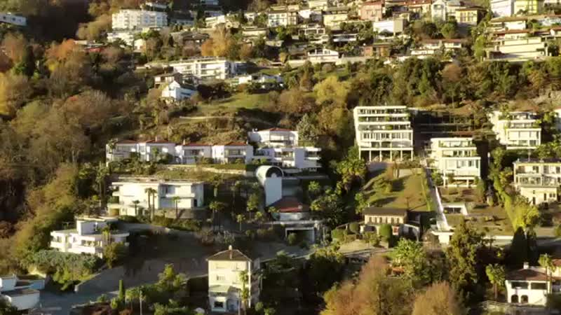 Beautiful, modern apartment in Minusio, Switzerland, for sale with Lake Maggiore.mp4