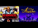 Прохождение Comix Zone Aladdin (SMD). Играет Palka Palych. Стримит RVD