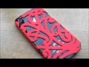 Maori tattoo style case for Iphone 4 5