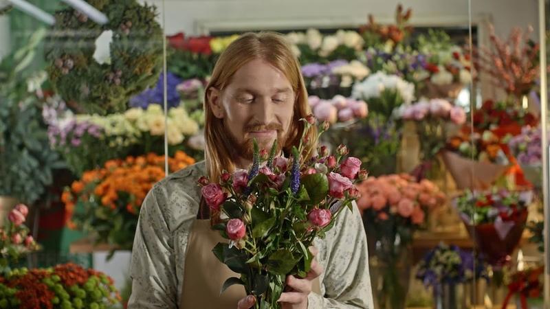 Твоя професія твій вибір Дівчина електрик та флорист