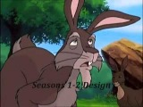 Watership Down Character Design Comparisons