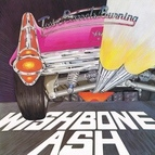 Wishbone Ash альбом Twin Barrels Burning