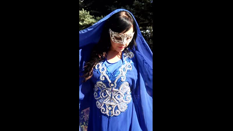 Абая Синий Цветок