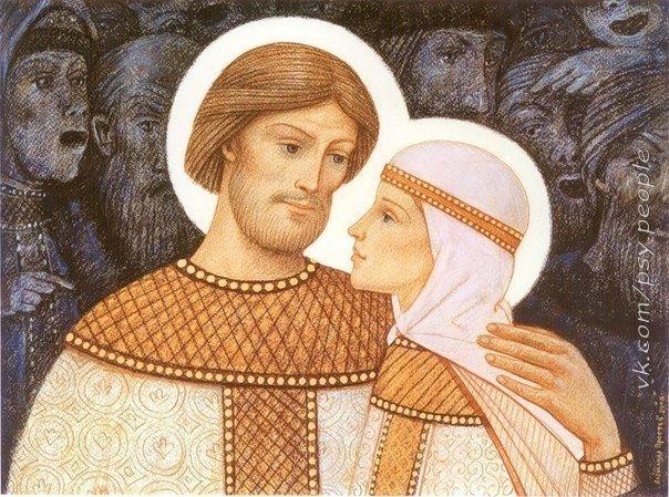 На Руси называли любимого мужчину — «Свет очей моих», потому что мужчина — это Путь, это стрела, указывающая восхождение в верхние миры. Любящая женщина восхищенно смотрит на своего любимого, как на свет, который помогает ей не забыть себя. А женщину звали — «Душа моя». Потому что она напоминает то, ради чего только и есть смысл двигаться этим Путём. Всё только для души. Нет смысла ни в чем: ни в войнах, ни свершениях, ни в познании, ни в способностях — если забыта душа.