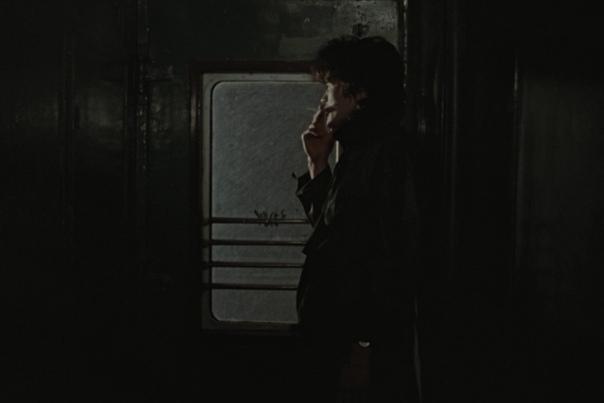 Виктор Цой, кадры из фильма «Игла»