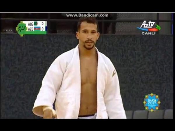 Islam Oyunlari Final AZE VS ALG Shikalizada Nijat (HALADI) vs Zourdani Doud 15.05.2015