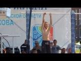 Freestyle Михаил Греков Харьков Workout Fest 2k13