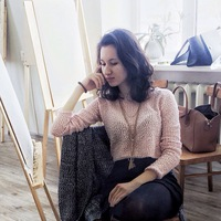 Анкета Наташа Богомолова
