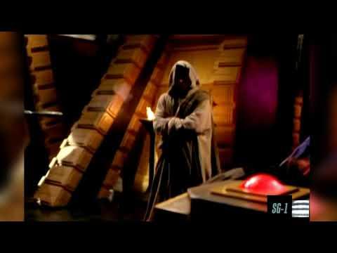 Stargate SG1 - Anubis Destroys Adydos (Edited)
