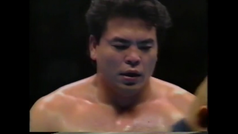 1993.10.23 - Stan Hansen vs. Mitsuharu Misawa [c]