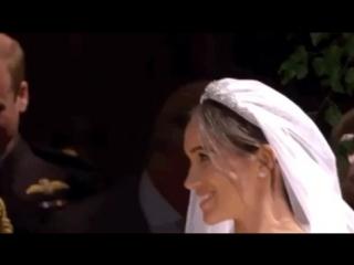 Kiss Megan and Prince Harry ♥️