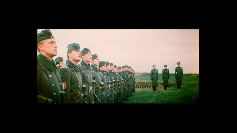 Битва за Москву. Фильм II. Тайфун. (1983-85) часть 3