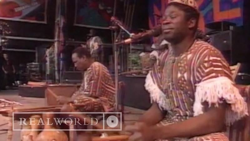 Farafina - Lanaya (live at World In The Park 1992)