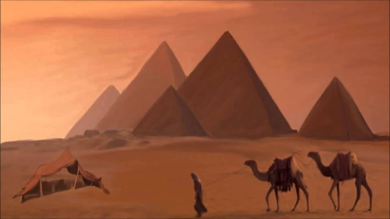 Ancient Egyptian Music Pyramids of Egypt