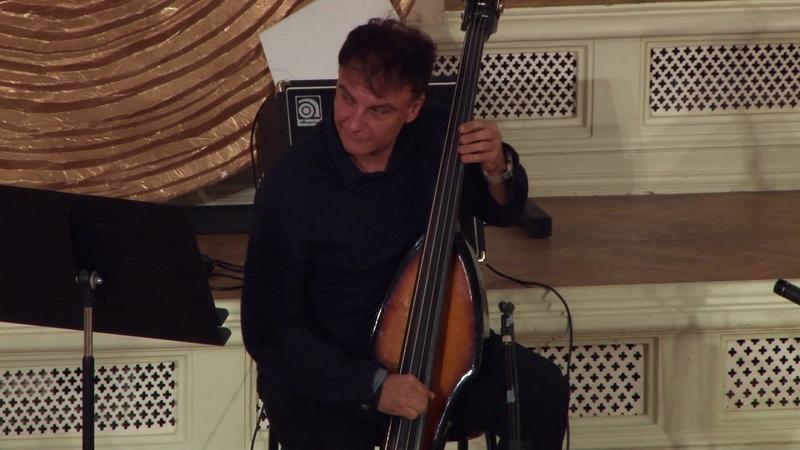 2 Prize TEREM CROSSOVER 2018 - Good Evening Trio George Nefedov