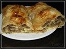 Грибной рулет из лаваша: идеальный перекус!