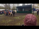 Парад Знамён знаменных групп детских организаций Барнаула