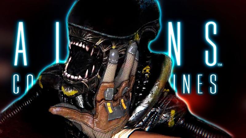 САМАЯ ОРНАЯ СЕРИЯ! • Aliens Colonial Marines 9