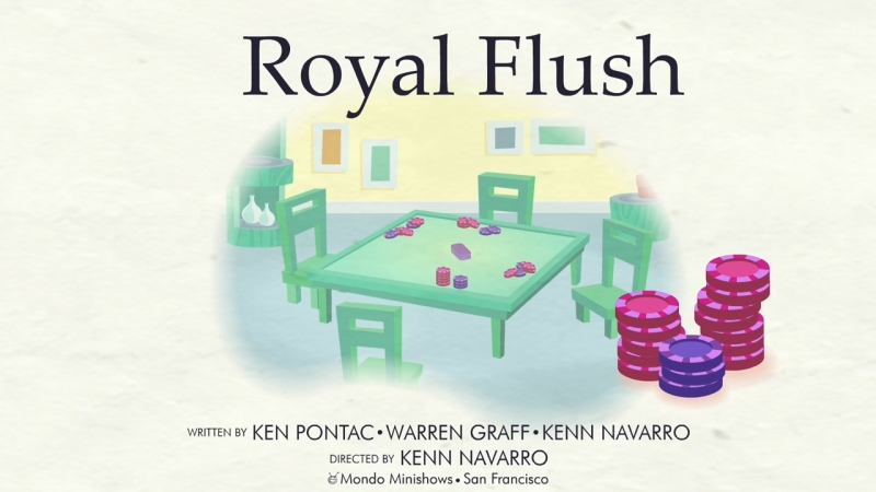 Happy Tree Friends - Royal Flush (Ep 73)
