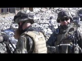 French Foreign Legion in Afghanistan Part 12 12 . Обычный день патруля 01.02.2009