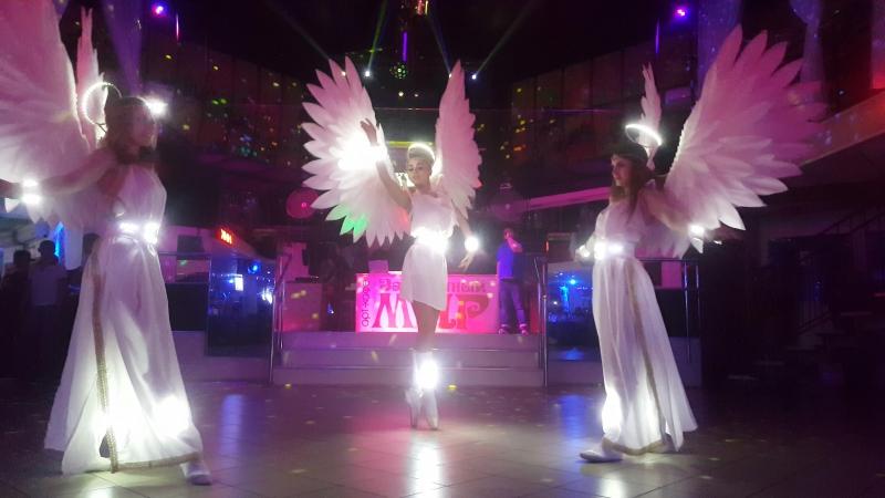 Танец Агелов (Элис-Шоу)