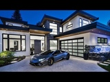 Magnificent New Ultra-Luxury Modern Dream Home In North Vancouvers Edgemont Village