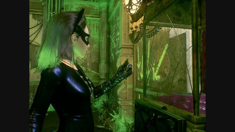 Batman Arkham Knight Ключики на шее нужно носить ч 8