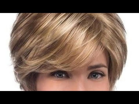 Haircut haircolor hairstyles NEW SHORT HAIR CUTS STYLE FOR ALL CHOICES AND AGE'S 🌷2019🌷