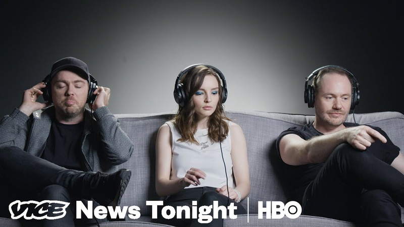 Chvrches Reveals Their Favorite Imperfections In New Music (HBO)