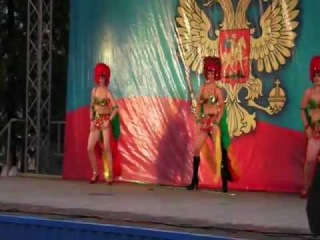 Шоу балет мята кореновск