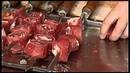 Сталик шашлык из мраморного мяса