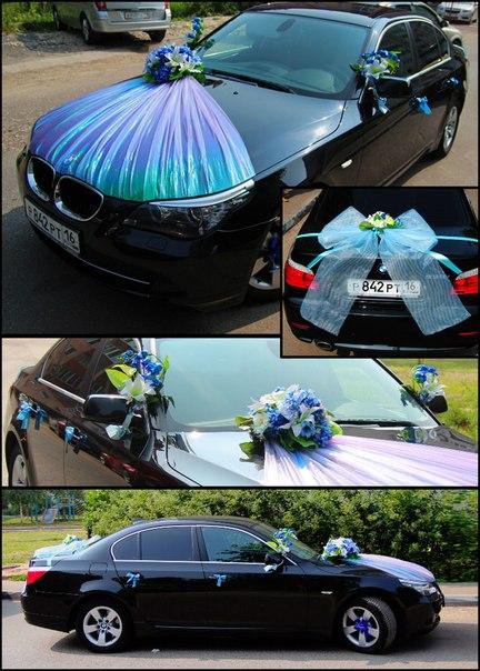 Свадебное украшение машин фото джипы