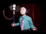 5-летний мальчик поёт I Will Always Love You Уитни Хьюстон