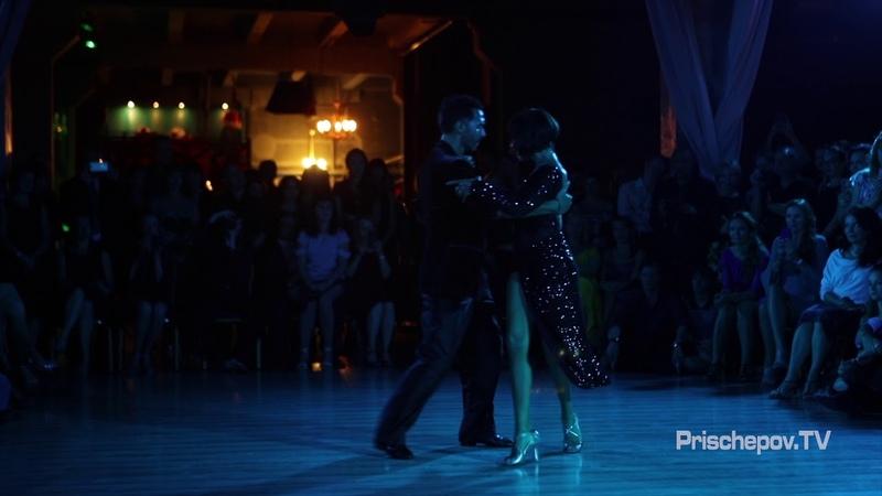 Gisela Paula Natoli Gustavo Rosas, 4-4, Russian Tango Congress 2018