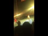 В цирке пилигрим