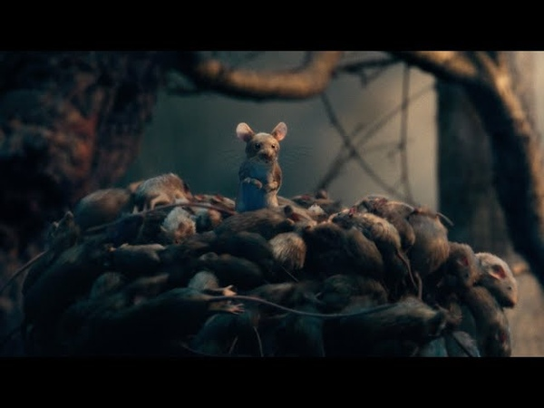Щелкунчик и Четыре королевства Мышиный Король
