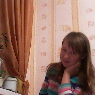 Анжелика Худолей, 21 августа 1999, Сысерть, id217366317