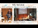 How will AI help to Enhance and Personalise Healthcare? Deep Learning in Healthcare Summit reworkDL