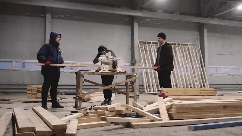2 этап строительства самого крупного и современного скейт-парка Москвы