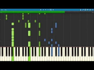 Avicii - You Make Me (Synthesia/Piano) [+MIDI] HD