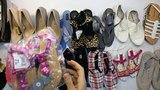 0865 TATI New Shoes Mix summer (10 kg) 2пак- микс летней обуви бренда TATI сток