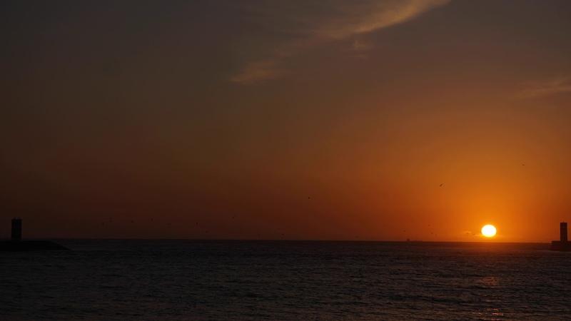 .::Sunset 19/01/18, Porto *Sony a6000, Lens 55-210mm*