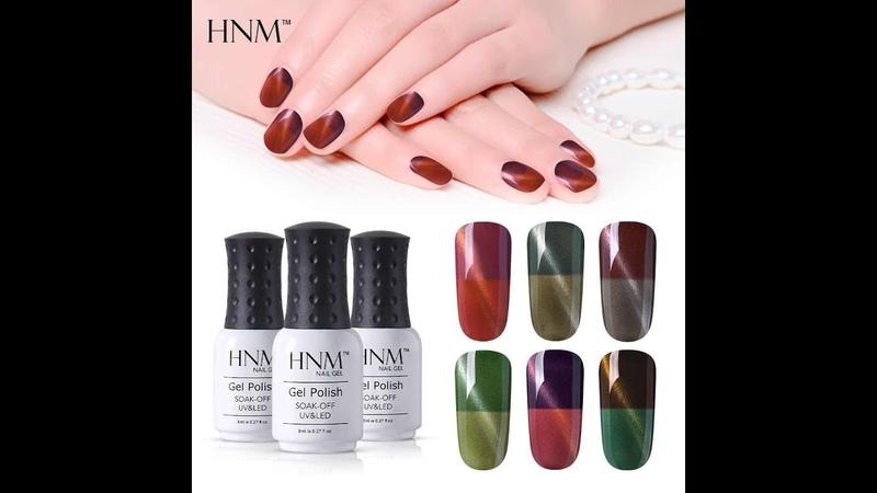 Гель-лак для ногтей для нанесения рисунков HNM Gel nail Polish HNM