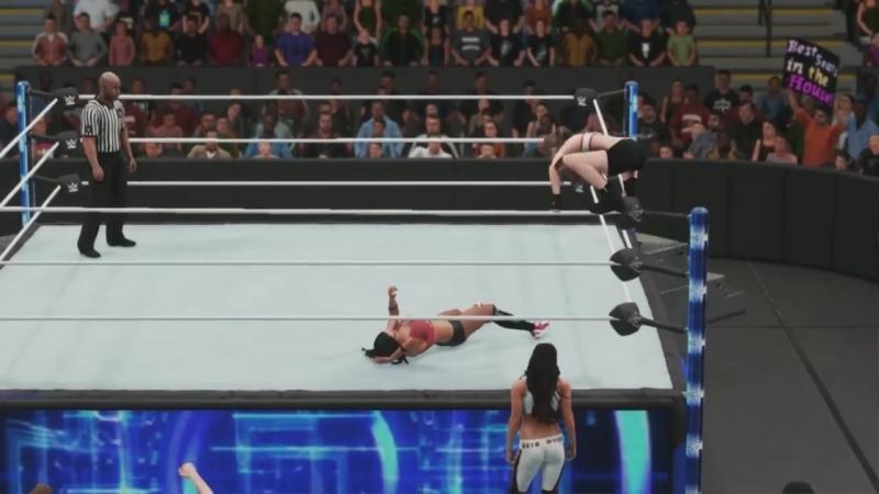 Ronda Rousey Vs Nikki Bella Rumoured Main Event WWE Evolution