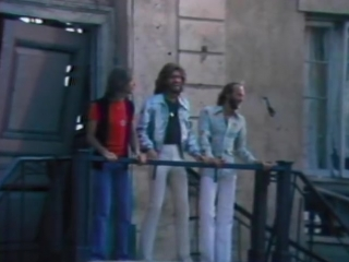 Bee Gees - Stayin Alive [Version 1] (Video)