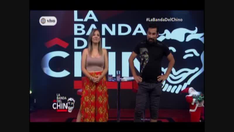 Entrevista a Pedro Loli y Daniella Dacourt y Canta el Grupo Combinacion de Habana en La Banda