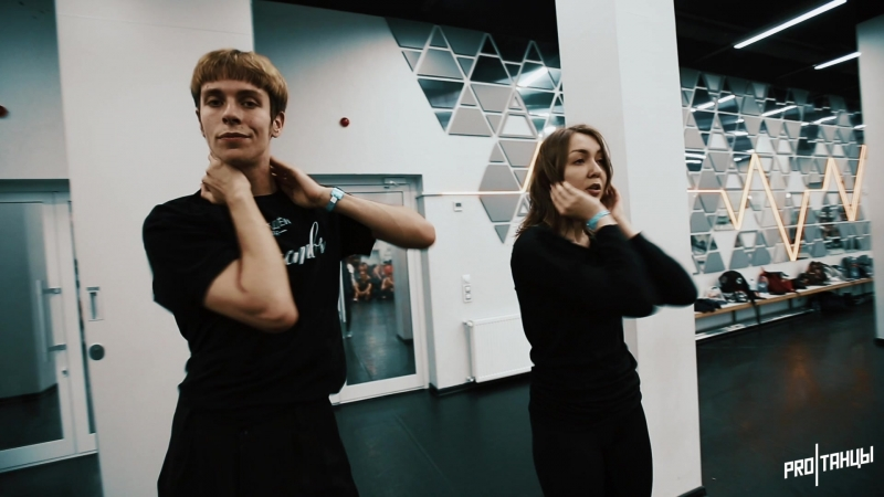 Workshop / Hands performance - Nikita Bonchinche Lubov' VooDoo / PROТАНЦЫ
