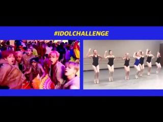 idol challenge
